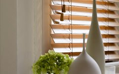 faux wood venetian blind - Home